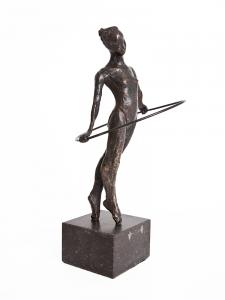 Kosten bronzen beeld laten maken