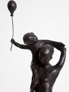 Over bronzen beelden